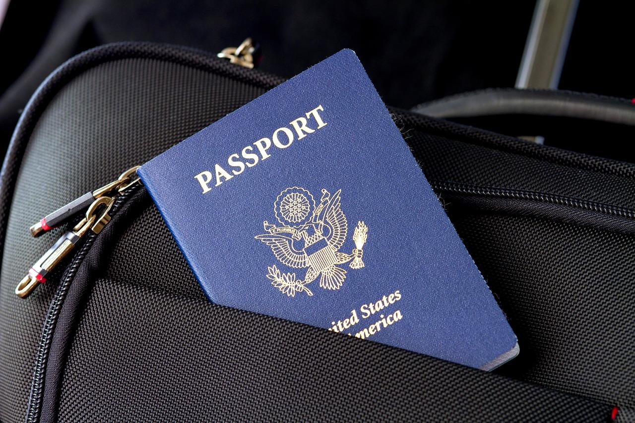marca estados unidos pasaporte exito